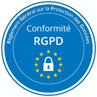 Logiciel en conformité RGPD