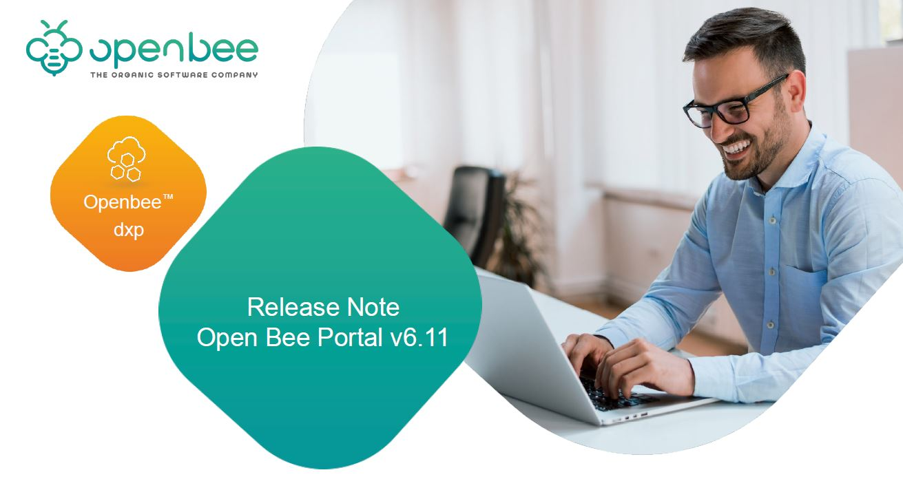 Release Note Open Bee