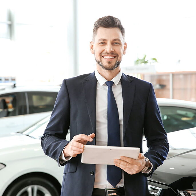 Digital forms and car industry