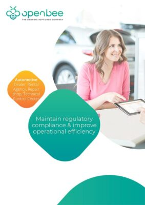 DataSheet : Maintain regulatory compliance & improve operational efficiency