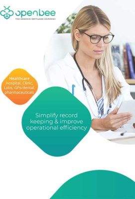 Simplify record keeping & improve operationnal efficiency