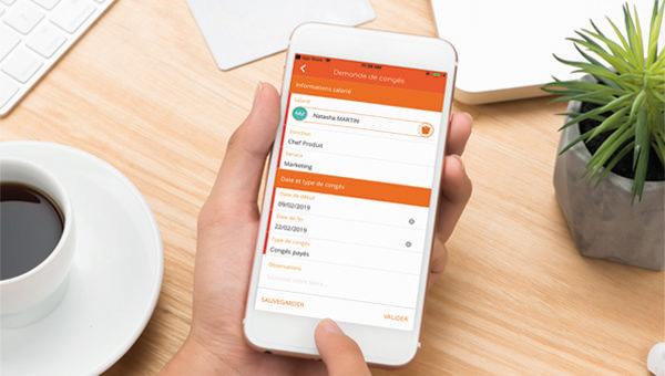 Une application mobile pour les formulaires